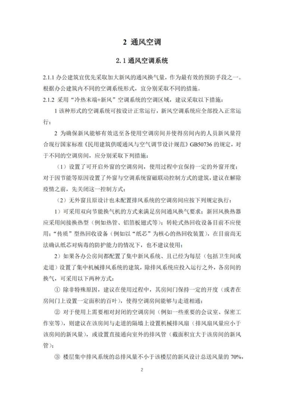办公建筑应对新型冠状病毒应急措施指南_8