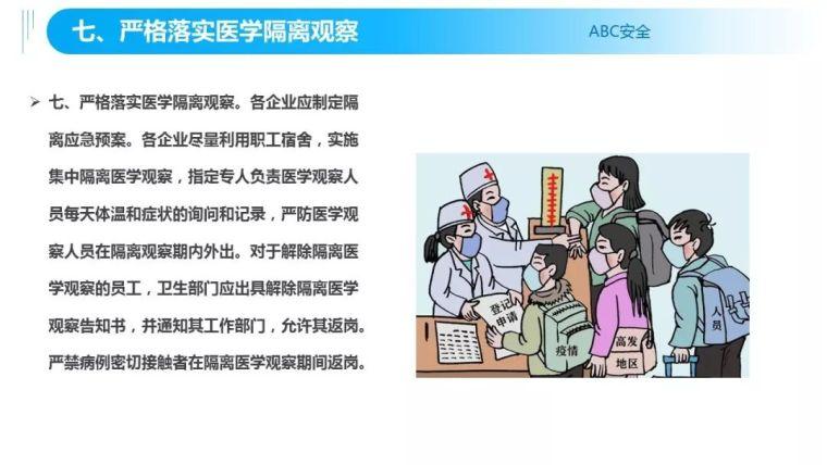 疫情复工风险告知、十项导则及防控应急方案_13