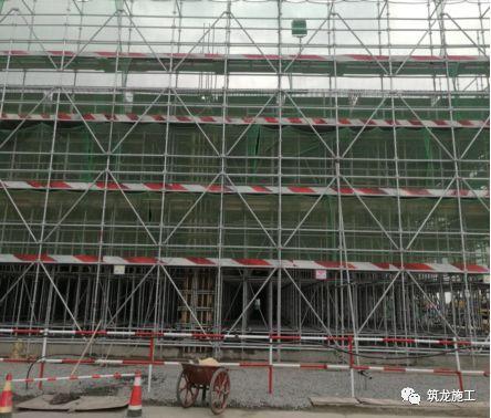 建筑施工脚手架安全技术统一标准详解