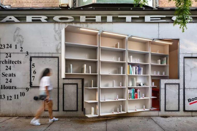 Storefront艺术与建筑图书馆_2