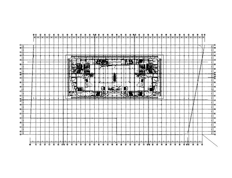 一层平面图