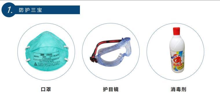 新型冠状病毒建筑安全生产思维防控疫情讲义 (1)