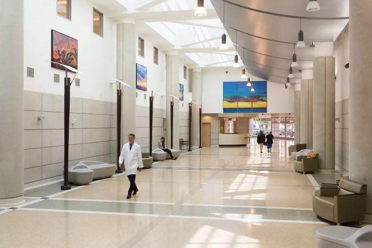 现代医院照明设计需求分析