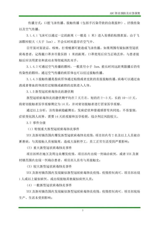 建筑工地节后复工疫情防控专项资料合集_16