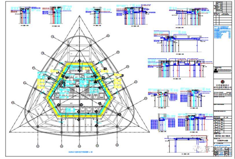 看看知名企业如何应用机电BIM_33