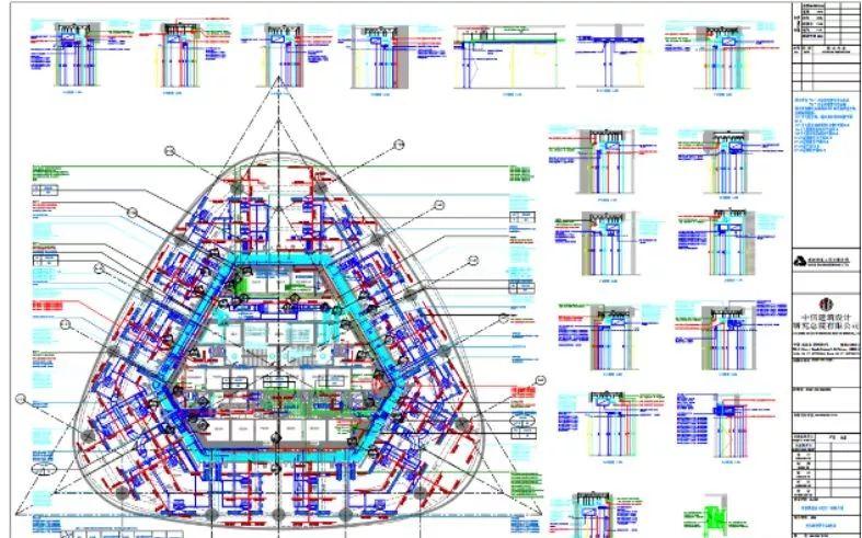 看看知名企业如何应用机电BIM_32