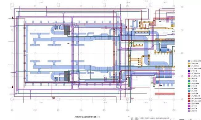 看看知名企业如何应用机电BIM_11