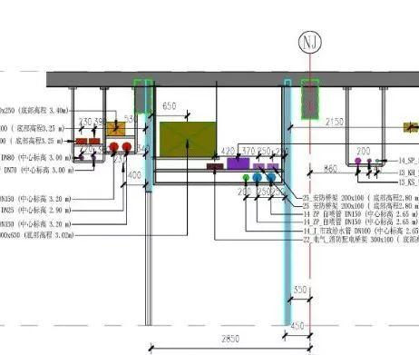 看看知名企业如何应用机电BIM_13