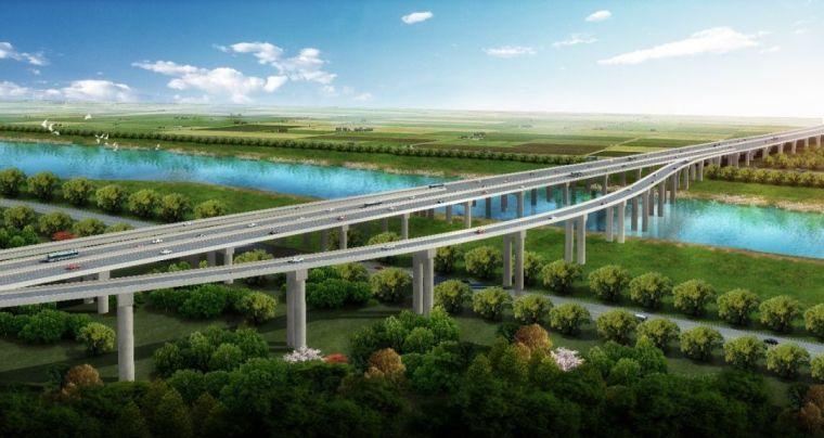 青岛机场高速公路BIM应用实践_1