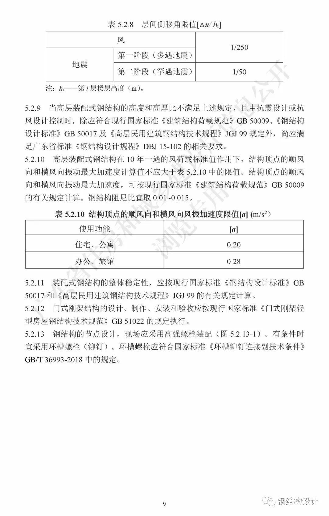 广东省《装配式钢结构建筑技术规程》发布_19