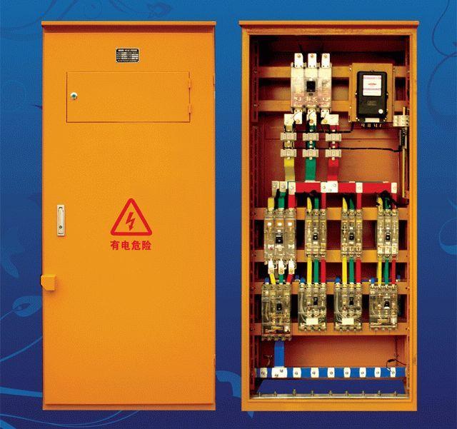 施工现场临时用电配电箱(柜)
