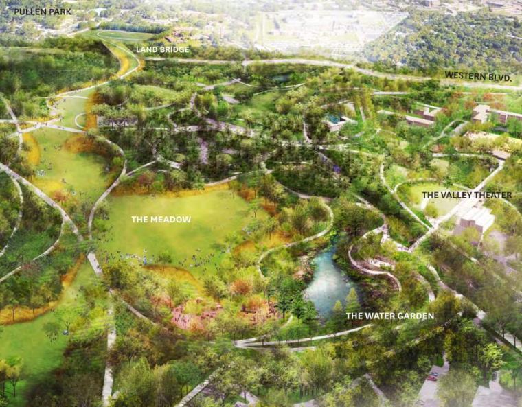 森林公园的体验式设计&附100套公园设计资料_6