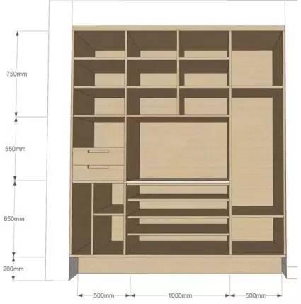 万科养老住宅的细节(户型+储藏间+厨房)_14