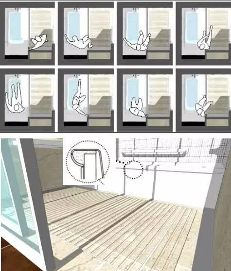 万科养老住宅的细节(户型+储藏间+厨房)_24