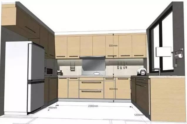 万科养老住宅的细节(户型+储藏间+厨房)_28