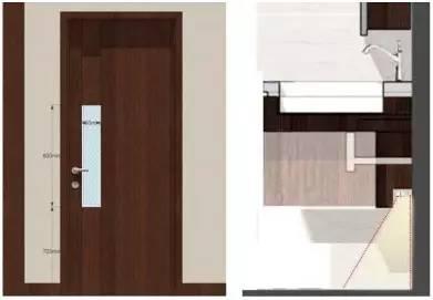 万科养老住宅的细节(户型+储藏间+厨房)_35