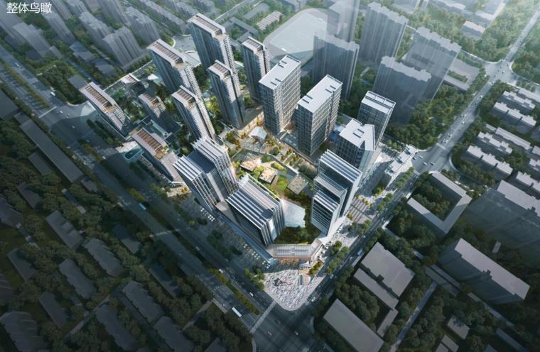 新古典高端住宅商业总体规划及建筑设计