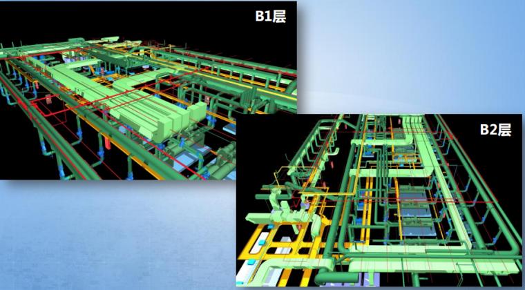 MEP软件搭建机电管线三维建模