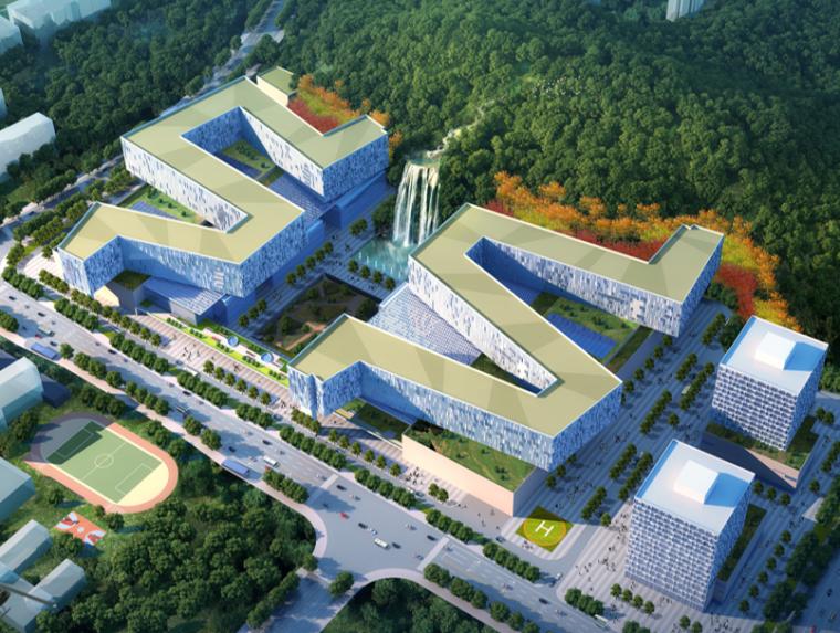 中南大学湘雅五医院方案设计汇报文本