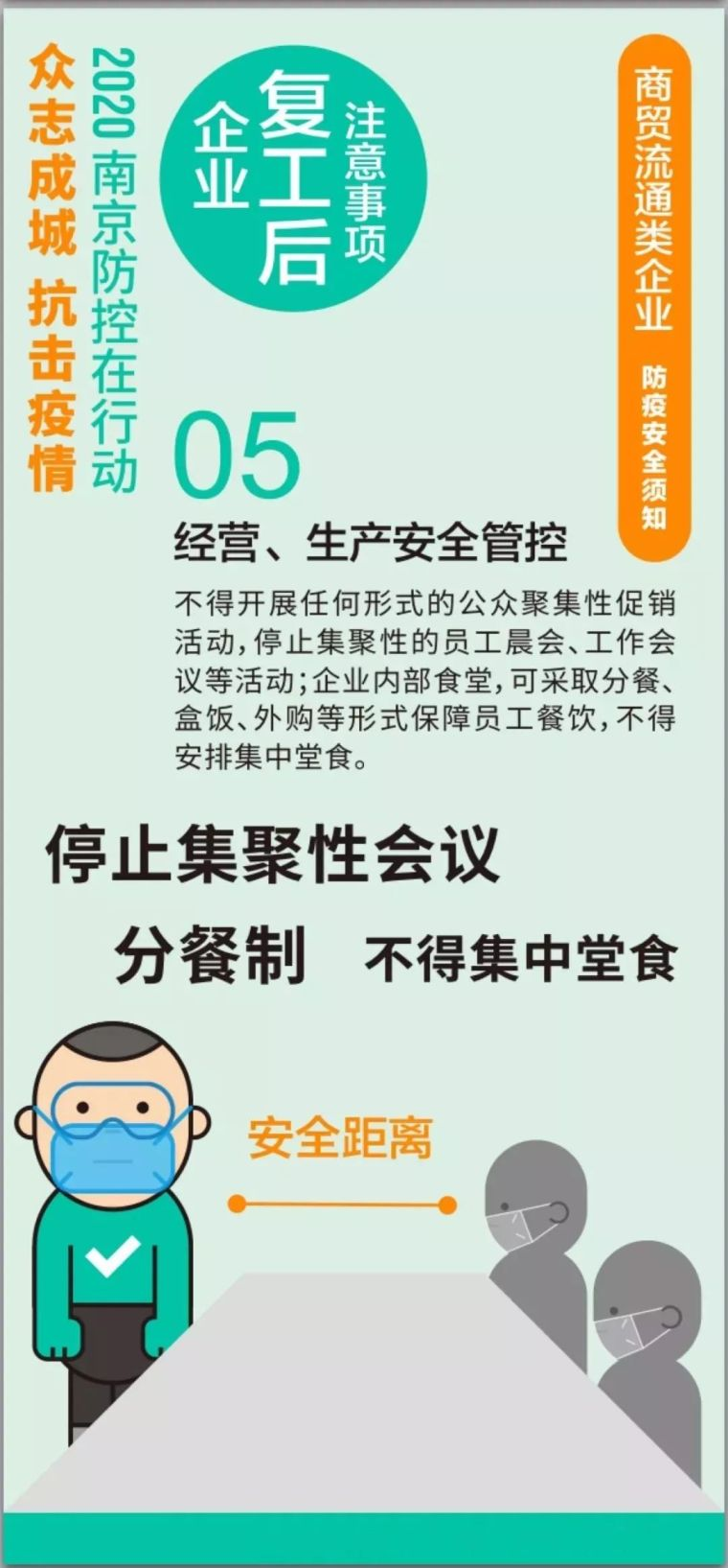 企业复工,防疫安全须知(图解)_18