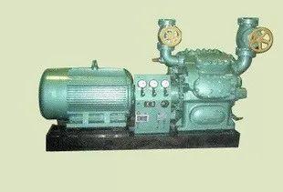 单级氨制冷压缩机的加油操作方法,你知道吗_1