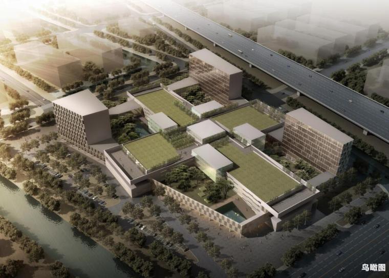 [上海]嘉定现代风格中医院概念汇报文本