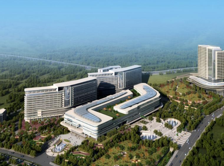 福鼎市大型综合性医院建筑设计方案文本