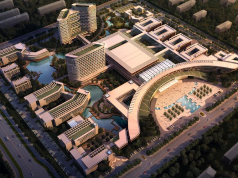 山西省儿童医院新院项目设计方案文本