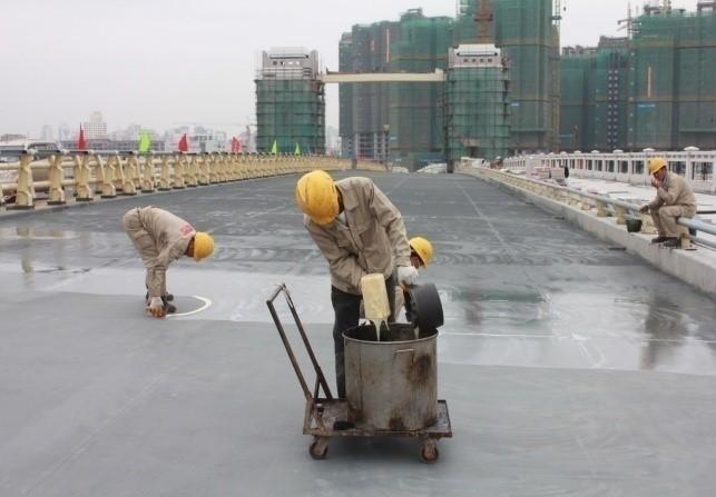 钢桥面SMA铺装施工工法及应用实例