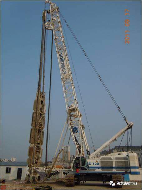 地下连续墙施工技术,地铁、管涵、基坑都用_17