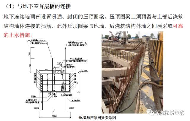 地下连续墙施工技术,地铁、管涵、基坑都用_42