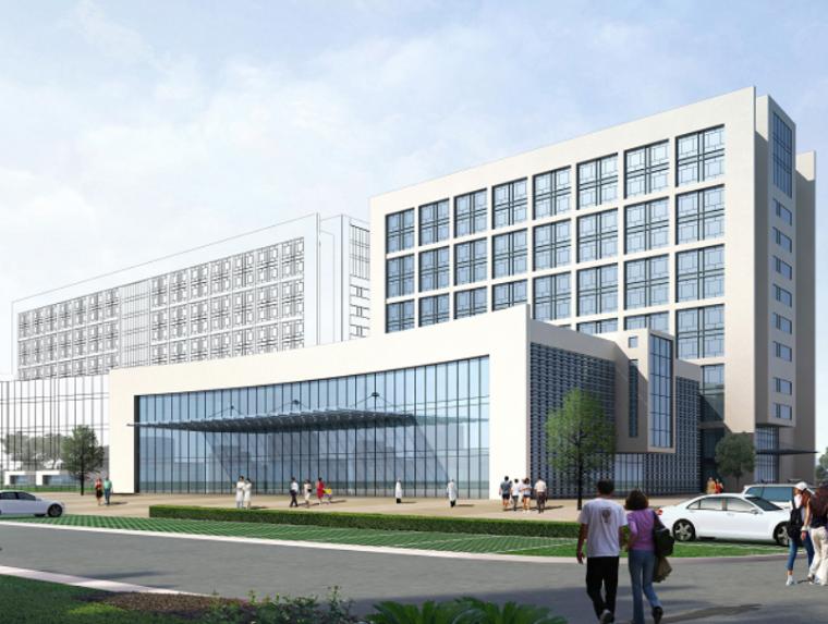 丰县新城区医院方案设计文本