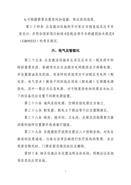 新型冠状病毒肺炎应急救治设施设计导则(试_7