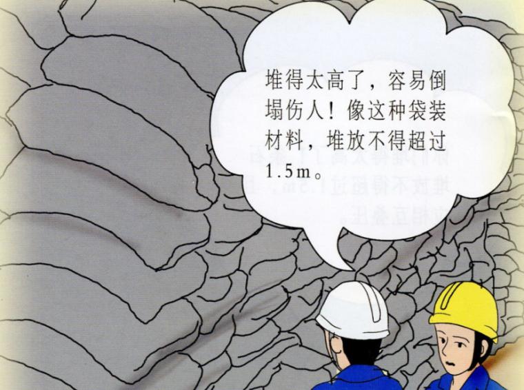 工程材料储存与运输安全教育培训培训195页