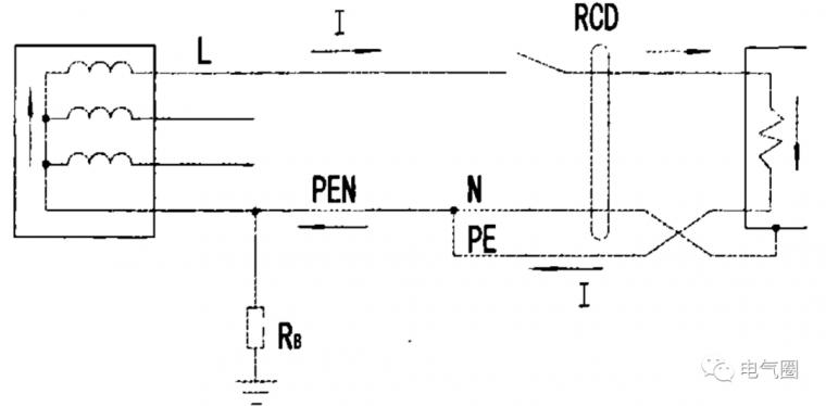 RCD的三种错误接线方式分析_4