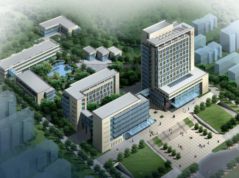 镇江中医院规划设计方案文本