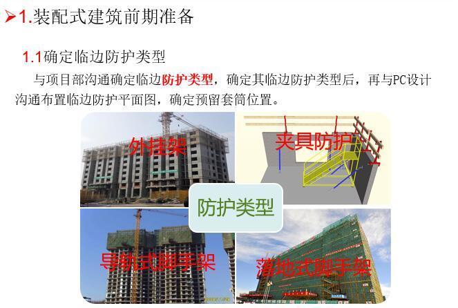 装配式建筑临边防护布置制图标准