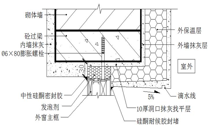 北京外墙工程防渗漏做法