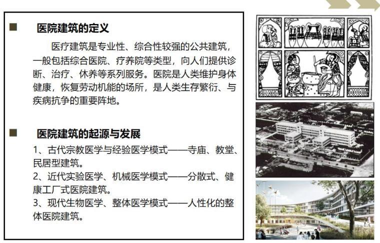 综合医院建筑设计-PPT+65页