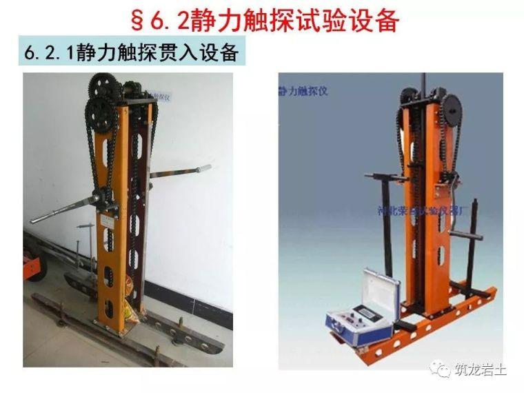 岩土静力触探试验原理及技术_8