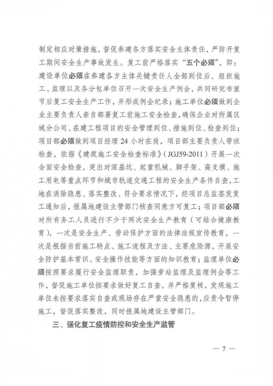 复工疫情防控,建设/施工/监理三方各担什么_7