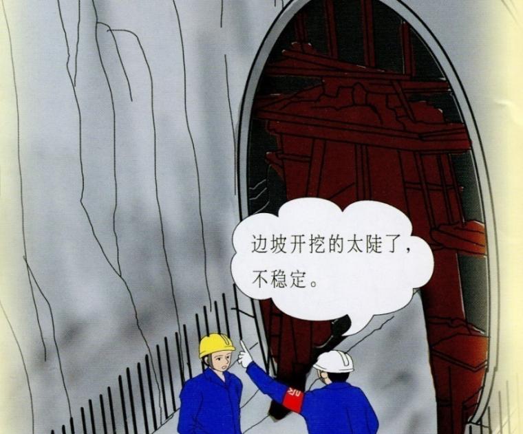 隧道洞身与洞口施工安全教育培训课件
