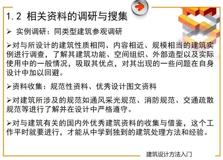 建筑设计入门讲义(PPT+81页)-建筑设计入门讲义 (2)