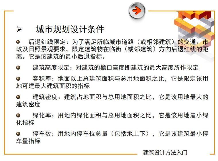建筑设计入门讲义(PPT+81页)-建筑设计入门讲义 (10)