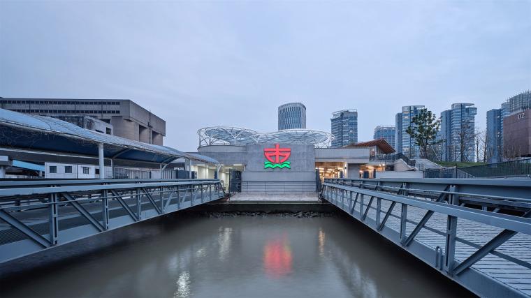 上海民生轮渡站-07-Minsheng-Ferry-Station_Atelier-Liu-Yuyang