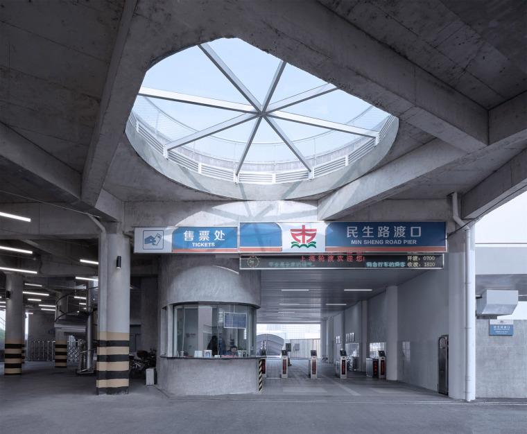 上海民生轮渡站-11-Minsheng-Ferry-Station_Atelier-Liu-Yuyang