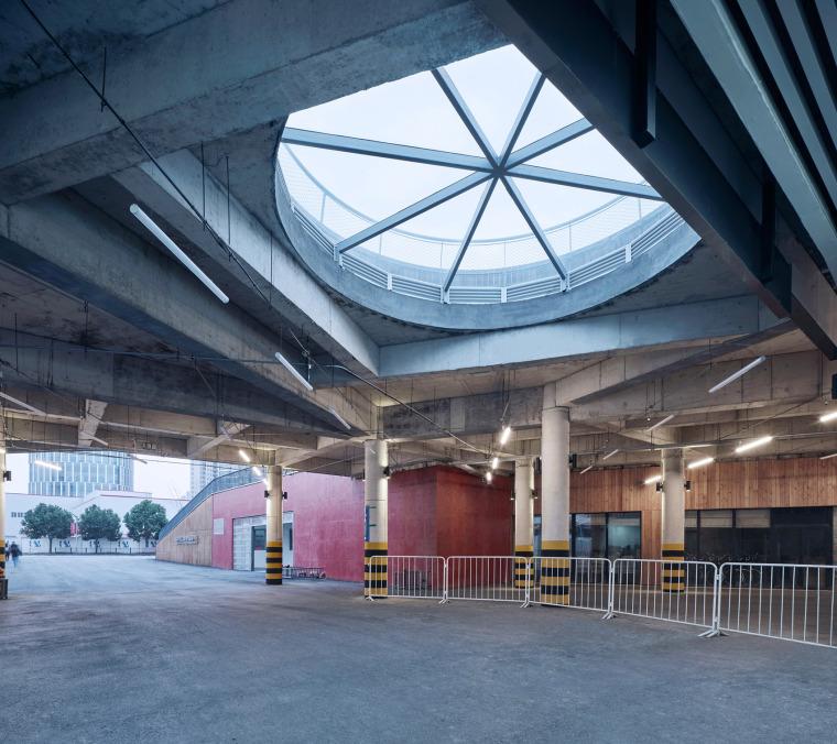 上海民生轮渡站-12-Minsheng-Ferry-Station_Atelier-Liu-Yuyang