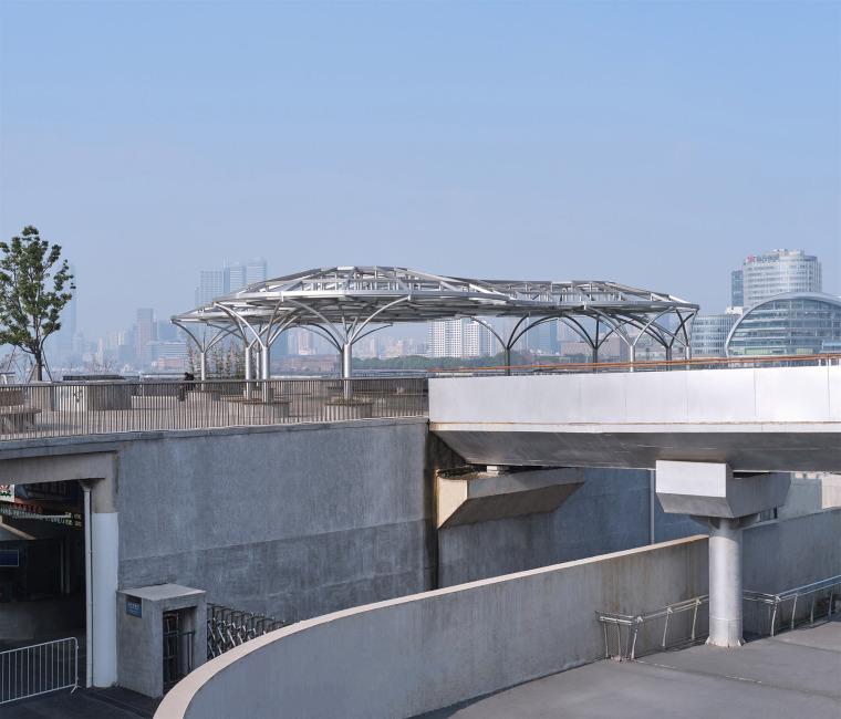 上海民生轮渡站-23-Minsheng-Ferry-Station_Atelier-Liu-Yuyang
