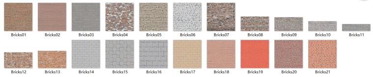 石砖类材质贴图