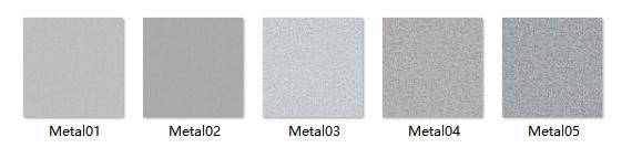 金属类材质贴图